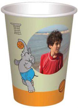 כוס פילונים משחקים כדורסל