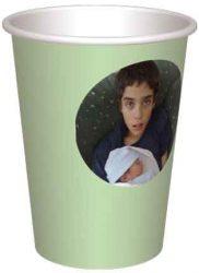 כוס גלידת מנטה