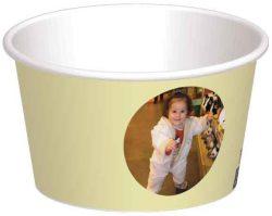 קערית גלידת בננה